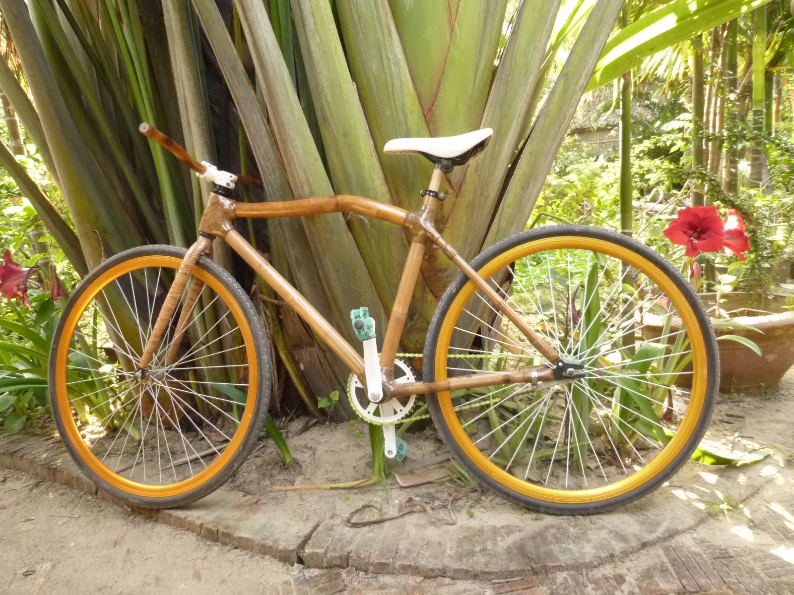 "An Electric Bamboo Bike? Introducing ""Bambootan"" – Global Wellbeing Lab"